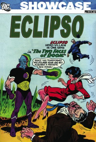 9781848563858: Showcase Presents: Eclipso