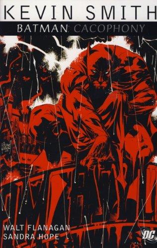 9781848564251: Batman: Cacophony. Kevin Smith, Writer Cacophony