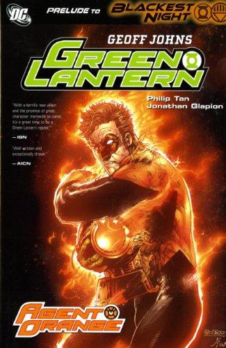 9781848564275: Green Lantern: Agent Orange