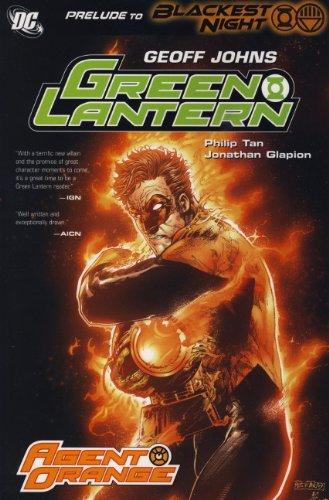 9781848564282: Green Lantern: Agent Orange