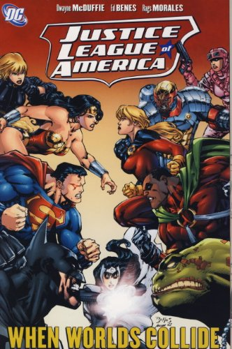 9781848564305: Justice League of America: When Worlds Collide Vol. 6. Worlds Collide v. 6