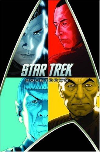 9781848564350: Star Trek: Countdown (The Movie Prequel)