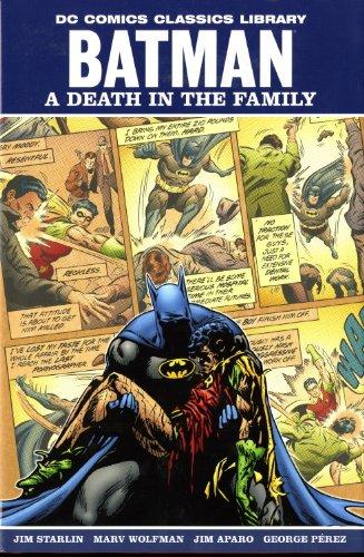 9781848564510: Batman: Death in the Family (DC Comics Classics Library)