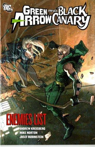 9781848564565: Green Arrow/Black Canary: Enemies List v. 4