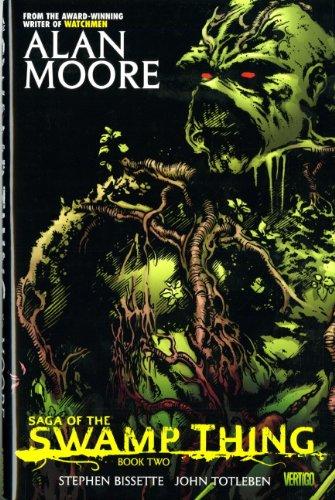 9781848564664: Saga of the Swamp Thing: Bk. 2