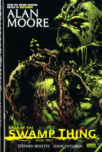 9781848564664: Saga of the Swamp Thing: Bk. 2