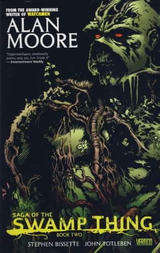 9781848564671: Saga of the Swamp Thing: Bk. 2