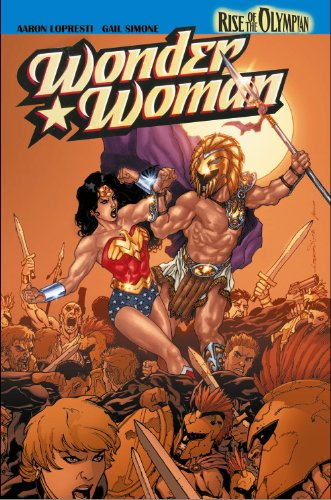 9781848564893: Wonder Woman: Rise of the Olympian