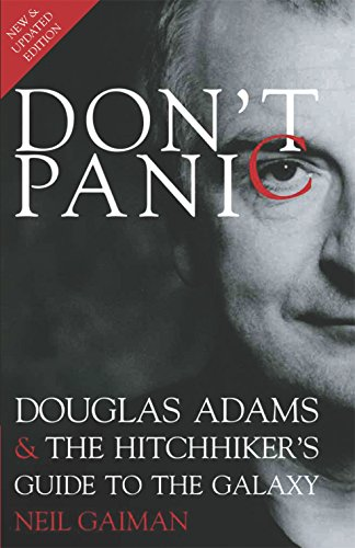 9781848564961: Don't Panic: Douglas Adams & The Hitchhiker's Guide to the Galaxy