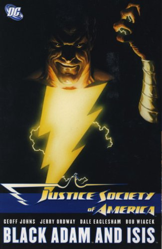 9781848565128: Black Adam and Isis. Geoff Johns, Jerry Ordway, Dale Eaglesham