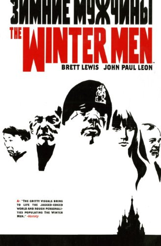 The Winter Men (184856516X) by Brett Lewis