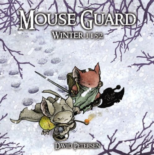 9781848565296: Mouse Guard: Winter 1152