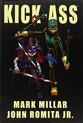 Kick Ass Collector's Edition 1st 1st Signed By Mark Millar & John Romita Jr
