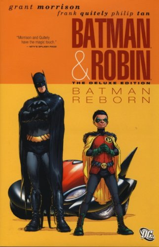 9781848565388: Batman and Robin: Batman Reborn