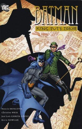 9781848565395: Batman: King Tut's Tomb