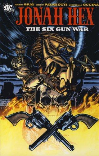 9781848565548: Jonah Hex: Six Gun War (Jonah Hex 8)