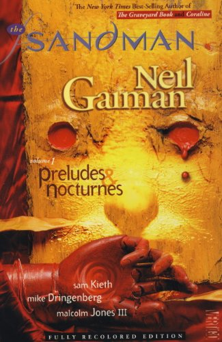 9781848565630: Sandman: Preludes & Nocturnes. Neil Gaiman, Writer Preludes and Nocturnes