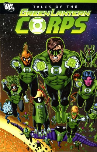 9781848565876: Tales of the Green Lantern Corps: v. 2 (Jla)
