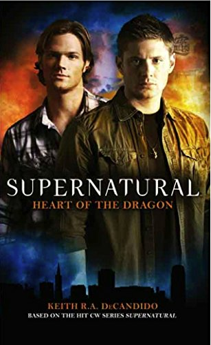 9781848566002: Supernatural: Heart of the Dragon