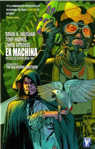 Ex Machina: v. 2: Brian K. Vaughan, Tony Harris