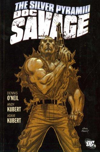 9781848566347: Doc Savage : The Silver Pyramid