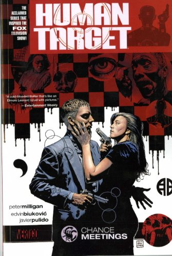 9781848566378: Human Target: Vol. 1