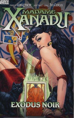 9781848566408: Madame Xanadu: Exodus Noir v. 2