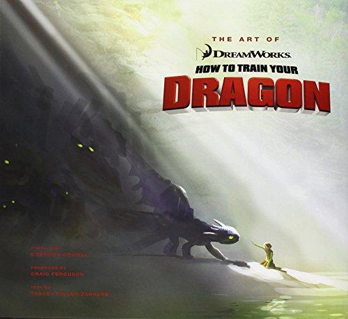9781848566651: The Art of How to Train Your Dragon