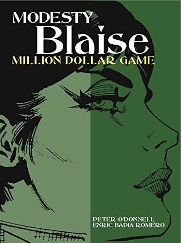 Modesty Blaise: Million Dollar Game: O'Donnell, Peter