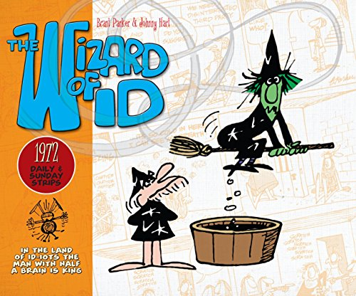 9781848566842: The Wizard of Id: Daily & Sunday Strips 1972