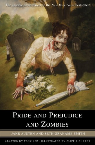 9781848566941: Pride and Prejudice and Zombies (Graphic Novel)