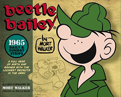 9781848567061: Beetle Bailey: The Daily & Sunday Strips, 1965