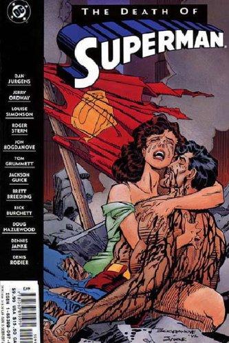 9781848567481: Superman: Death of Superman