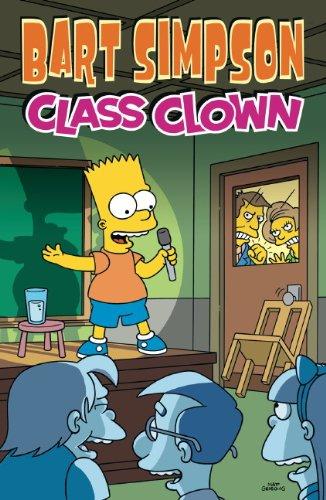 9781848567504: Bart Simpson Class Clown