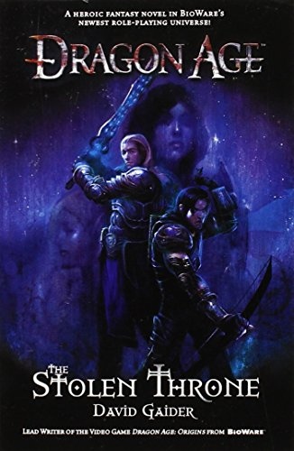9781848567535: Dragon Age - the Stolen Throne