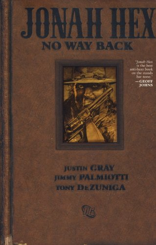 9781848567580: Jonah Hex: No Way Back
