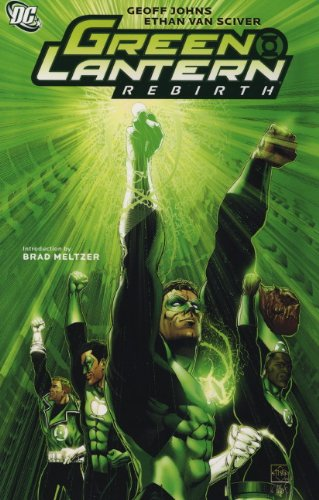 9781848567658: Green Lantern: Rebirth