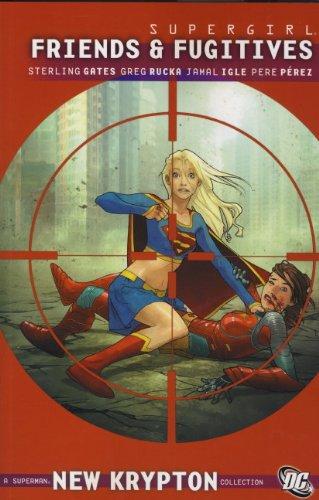 9781848567726: Supergirl: Friends and Fugitives