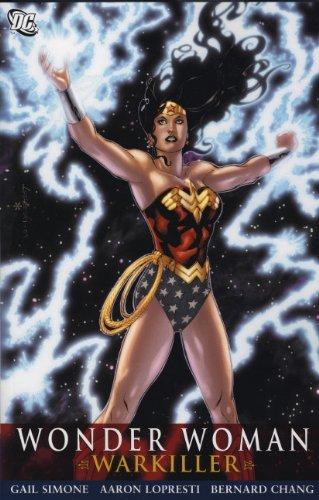 9781848567764: Wonder Woman: Warkiller