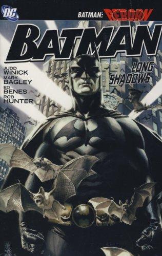 9781848567825: Batman: Long Shadows