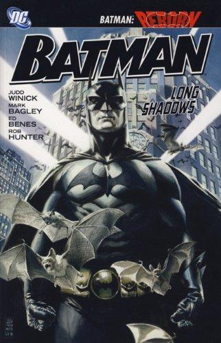 9781848567832: Batman: Long Shadows