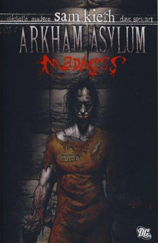 9781848567856: Batman: Arkham Asylum: Madness