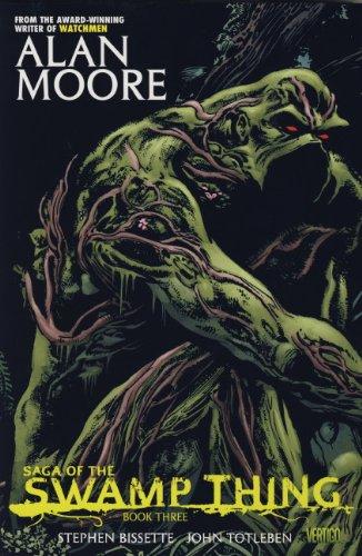 9781848567887: Saga of the Swamp Thing: Bk. 3