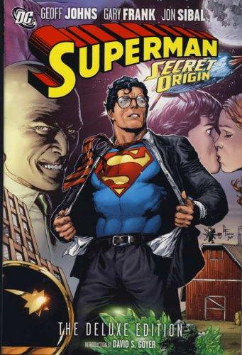 9781848567955: Superman: Secret Origin