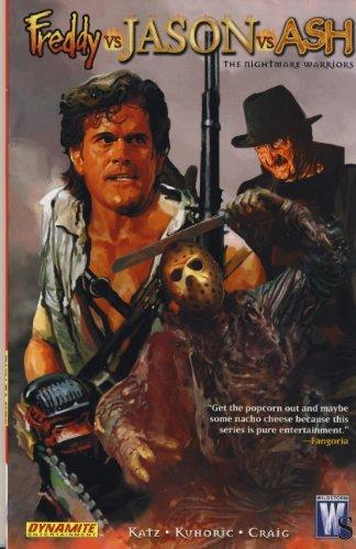 9781848568174: Freddy vs Jason vs Ash: Nightmare Warriors v. 2