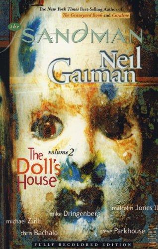 9781848568198: Sandman: Doll's House. Written by Neil Gaiman Doll's House