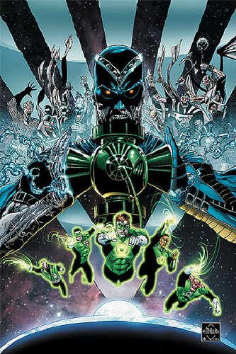 9781848568235: Blackest Night: Green Lantern Corps