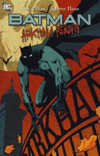 9781848568297: Batman: Arkham Reborn
