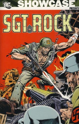 9781848569577: Showcase Presents: Sgt. Rock v. 3