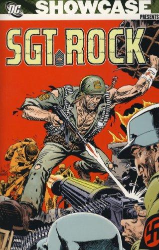 9781848569577: Showcase Presents: Sgt. Rock v. 3 (Graphic Novel)